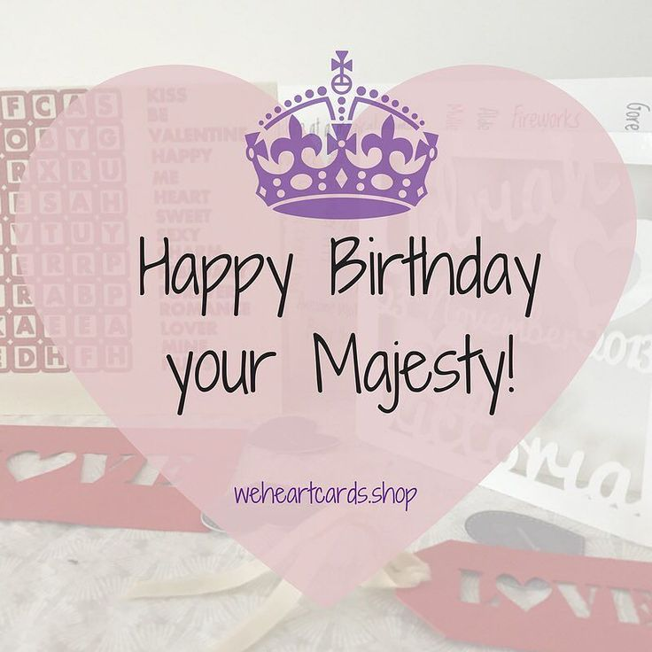 Wishing HM Queen a fabulous 'official' birthday today!