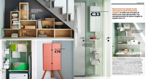 Catalogo 2015 Ikea: idea per sottoscala