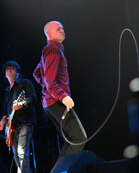 The Tragically Hip in 2009- Bill Wippert Photography