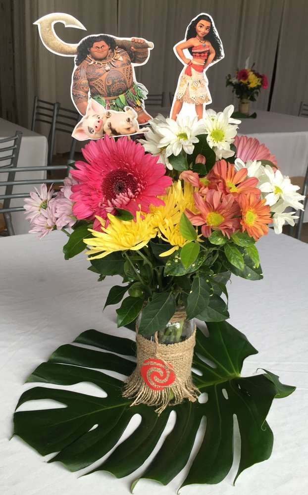Moana Party Birthday Party Ideas | Photo 1 of 22 | Catch My Party