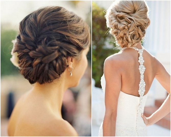 20 Beautiful Bridal Updos - Romantic Wedding Hair for 2013 Brides - Wedding Blog | Ireland's top wedding blog with real weddings, wedding dresses, advice, wedding hair styles, wedding venue guides and more