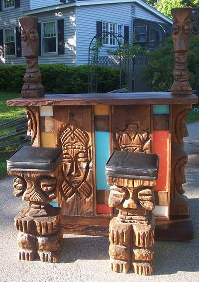 Best Of Tiki Bar Accessories Home