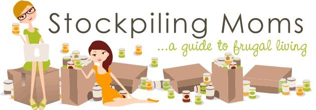 Stockpiling Moms website