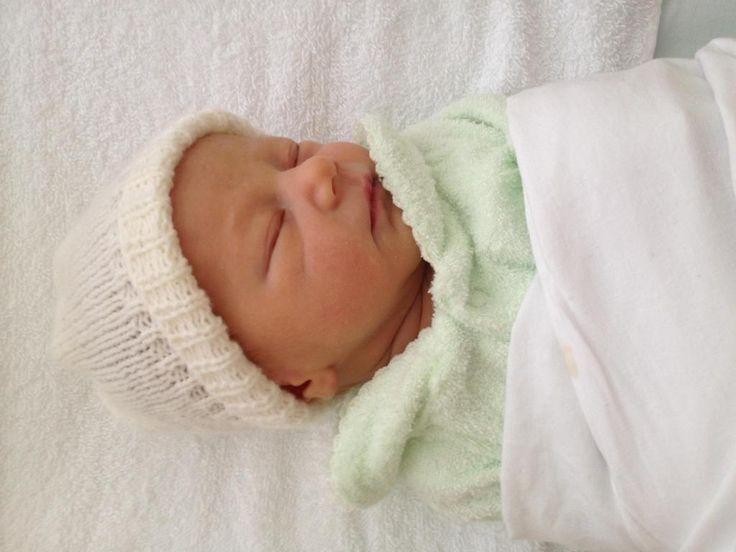Renee Rose ...  2 days old! #newmum brag shot!