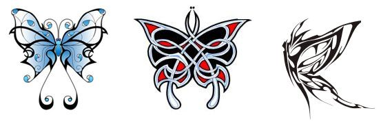 Popular Butterfly Tattoo Designs