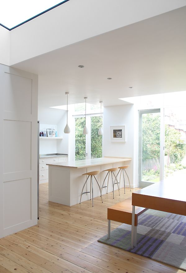 #Kitchen   Private House   London W14   Giles Pike Architects