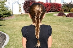 How To do a Fish Tail!