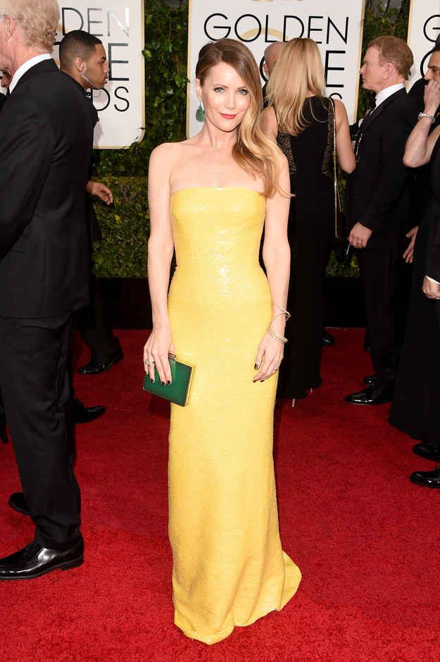 All The Looks On The 2015 Golden Globes Red Carpet