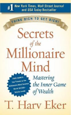 Secrets of the Millionaire Mind reveals the missing link between wanting success and achieving it Have you ever wondered why some people seem to get rich easily, while others are destined for a life of financial struggle? Is the difference found in their education, intelligence, skills, timing, work habits, contacts, luck, or their choice of jobs, businesses, or investments? The shocking answer is: None of the above In his groundbreaking Secrets of the Millionaire Mind , T. Harv Eker states…