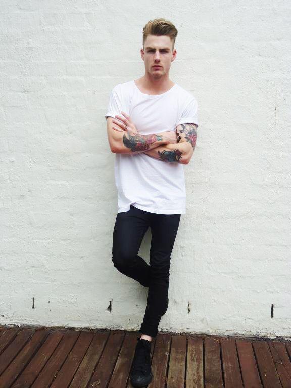 25  best ideas about White skinny jeans men on Pinterest   David ...