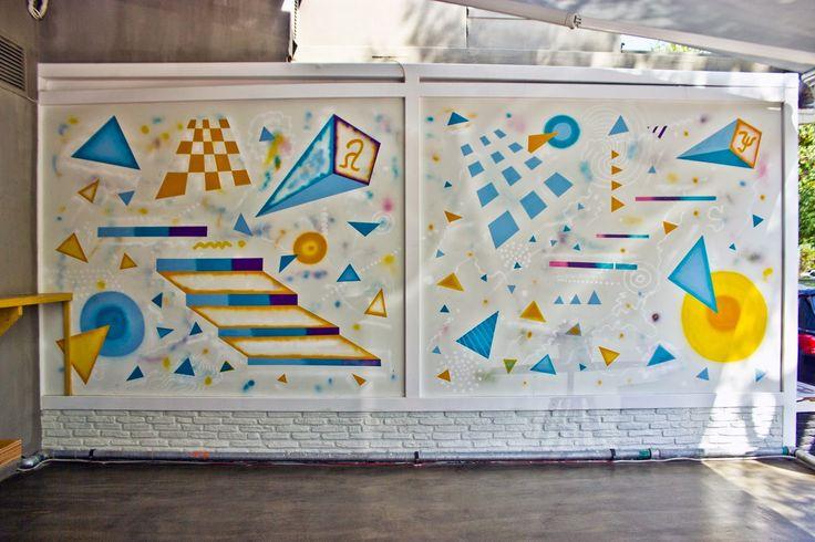 CACAO ROCKS http://www.widewalls.ch/artist/cacao-rocks/ #graffiti #installation #painting #performance #art #sculpture #stencil #street #art #urban #art #video #art