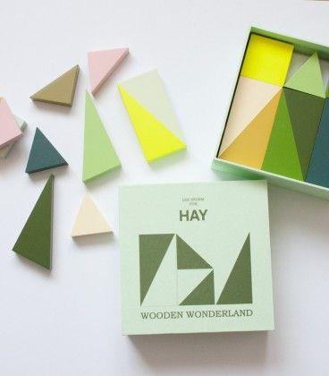 HAY | Wooden Wonderland #kids #toys