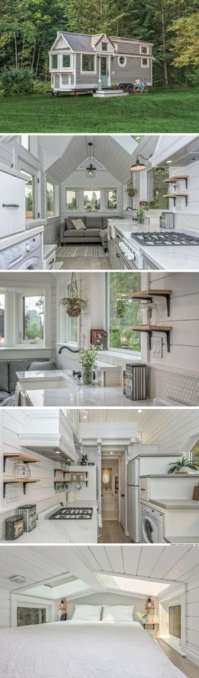 The Heritage by Summit Tiny Homes