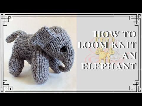 The Loom Muse How To Loom Knit An Alpaca