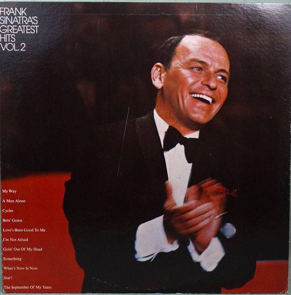Frank Sinatra Frank Sinatra's Greatest Hits Vol. 2 1972