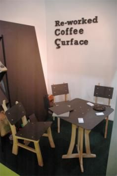 Brewing Up Chairs from Discarded Coffee Grounds | GreenBiz