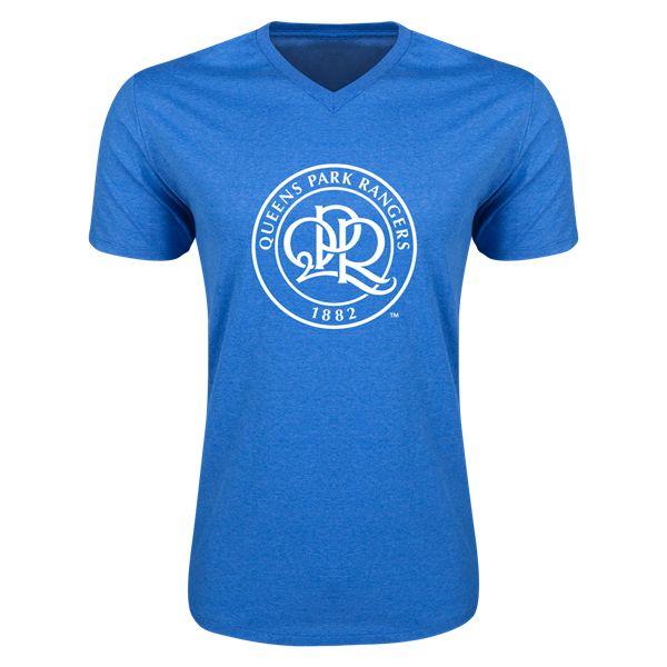 Queens Park Rangers Womens V-Neck T-Shirt