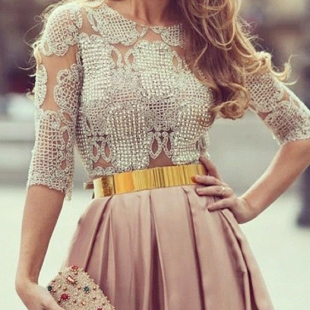 Trend Alert: The gold metal Belt – Fashion Style Magazine - Page 8