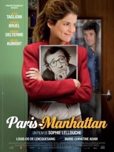Paris Manhattan (2012) - Sophie Lellouche - Alice Taglioni, Patrick Bruel