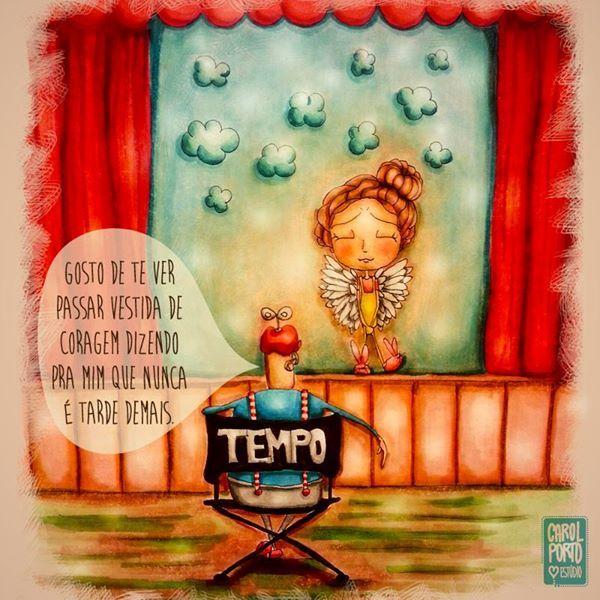 frases, poesias e afins — via Carol Porto Estúdio