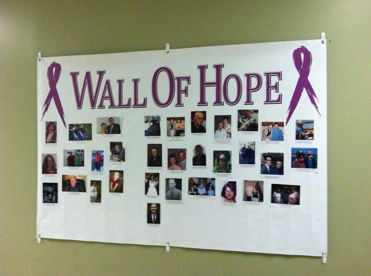 Take pictures at Survivor Dinner to display at Relay?