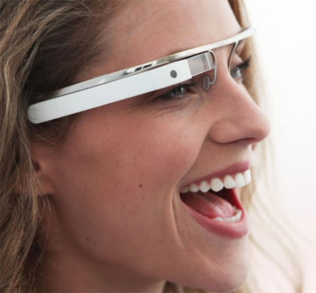 Project Glass - Google Augmented Reality Glasses