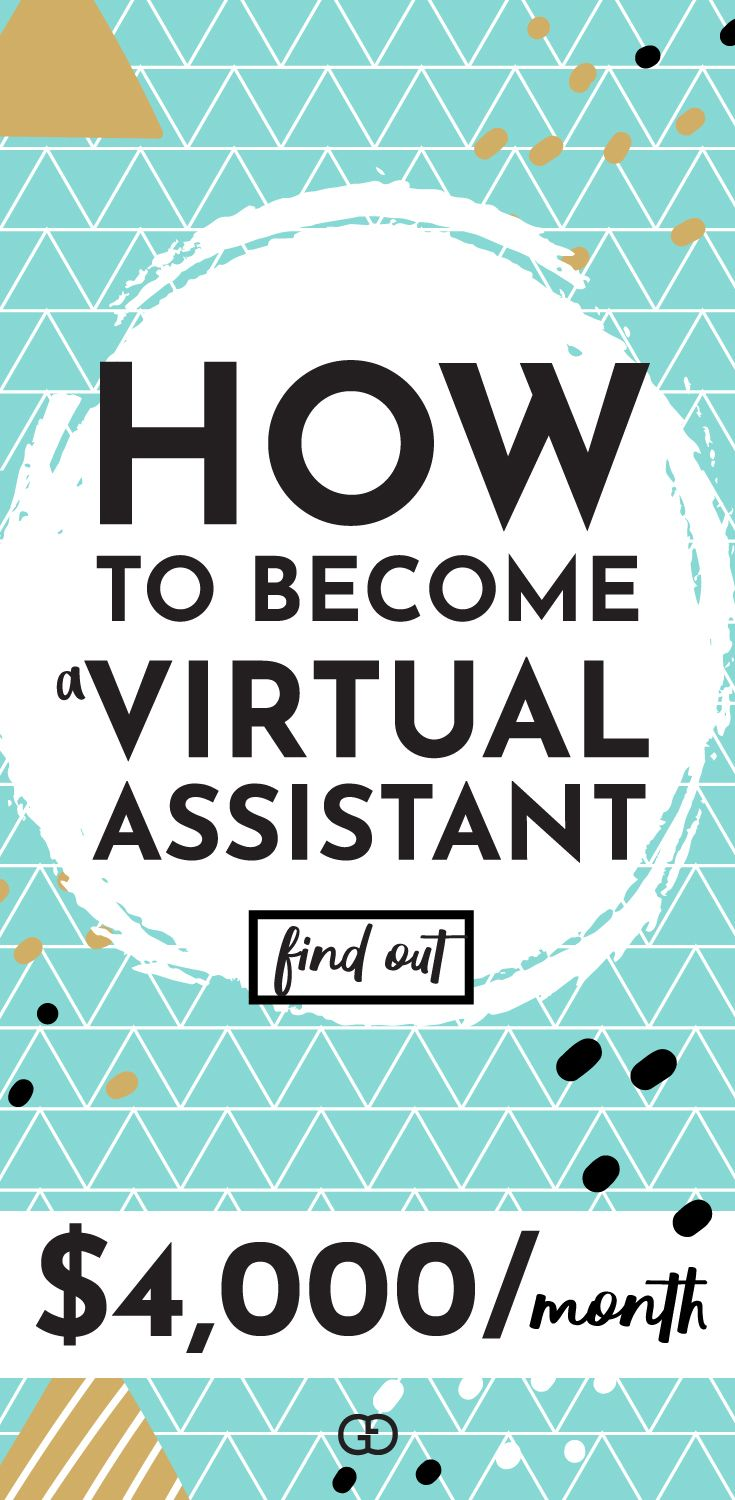 How To Become A Virtual Assistant in A Month! – Gathering Money /