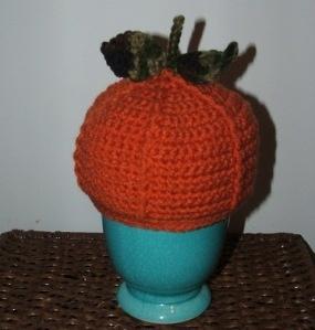 Polly Pumpkin Free Crochet Pattern