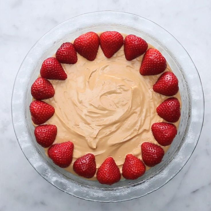 No-bake Dulce De Leche Cheesecake Recipe by Tasty