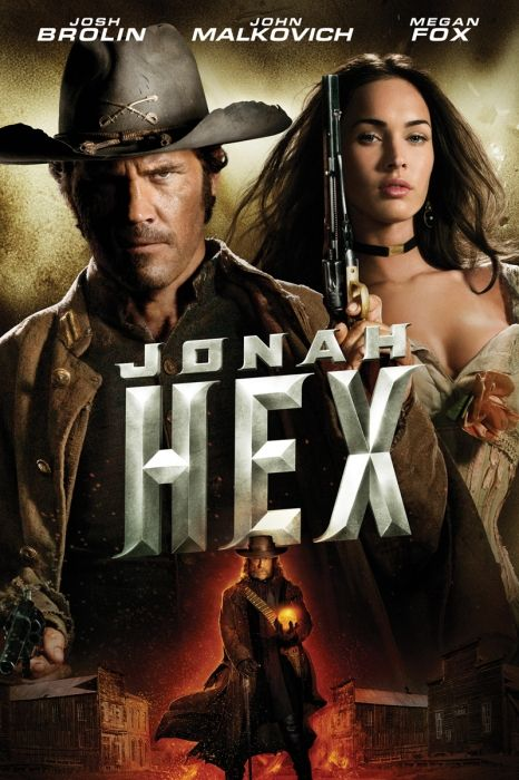 Jonah Hex Movie -  Josh Brolin,  Megan Fox