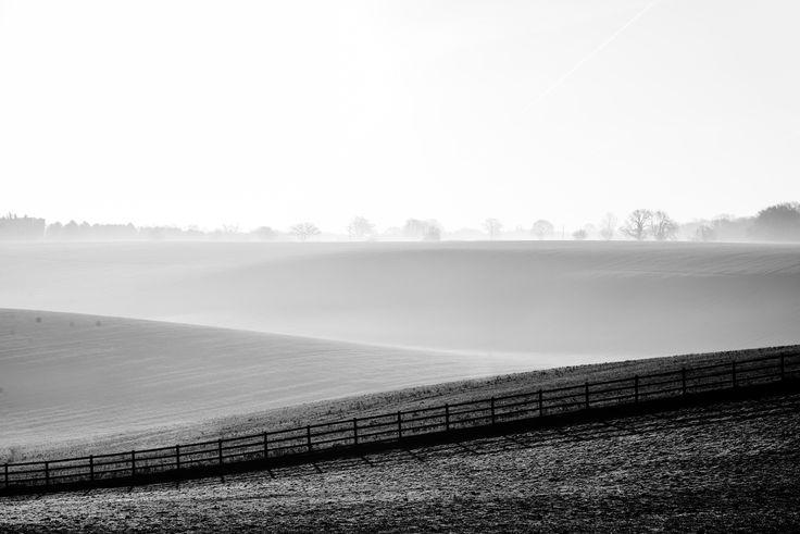 Codicote Bury Farm morning photo