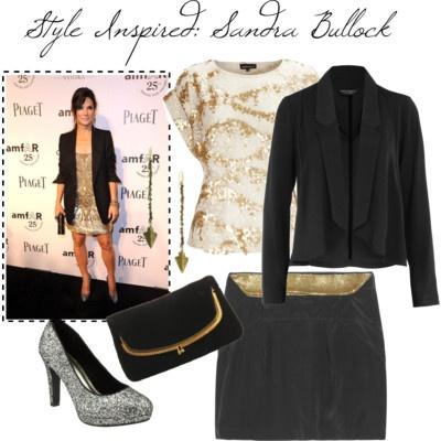 Style Inspired: Sandra Bullock