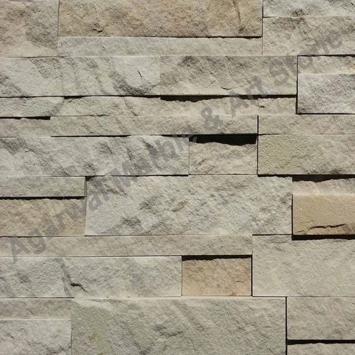 Exterior Tile Cladding : Wall cladding tiles rockface