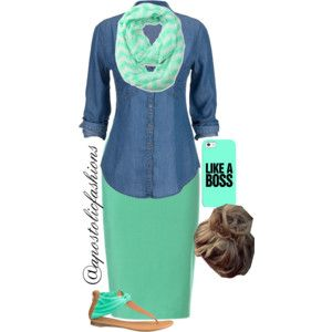 Apostolic Fashions #981