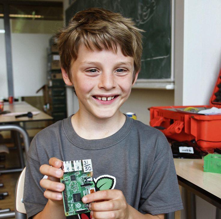 Programmeren. Een kind kan het leren - NRC Handelsblad van woensdag 19 augustus 2015