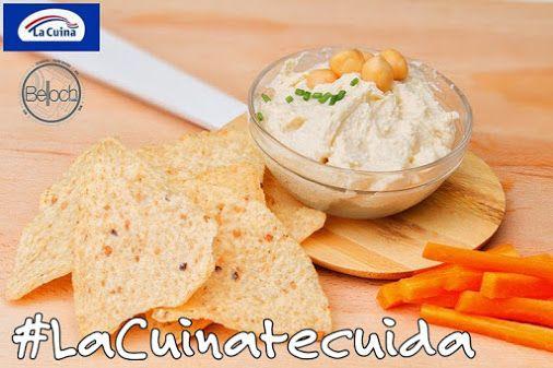 ¡¡Hoy nos apetece dipear!! El #Hummus   de #LaCuina    listo para abrir y comer. Acompáñalo con unos sticks de zanahoria o unos chips de maíz y a disfrutar. #LaCuinatecuida    #sabercomer   #Gourmet   #Picken