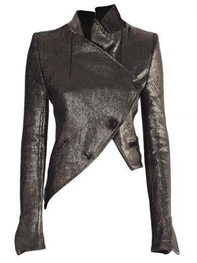 ANN DEMEULEMEESTER Ann Demeulemeester Blazer. #anndemeulemeester #cloth #coats-jackets