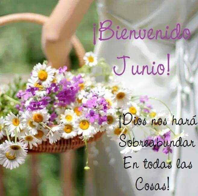 """De Todo Un Poco """": Bienvenido Junio!!!"""