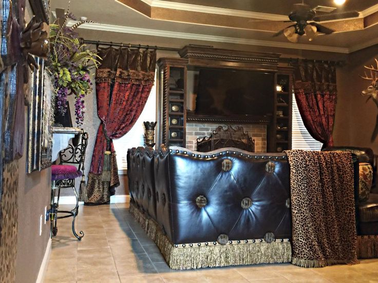 Beautiful Custom Draperies By Reilly Chance Collection Visit Chanceliving Today Tuscan Living RoomsSwag