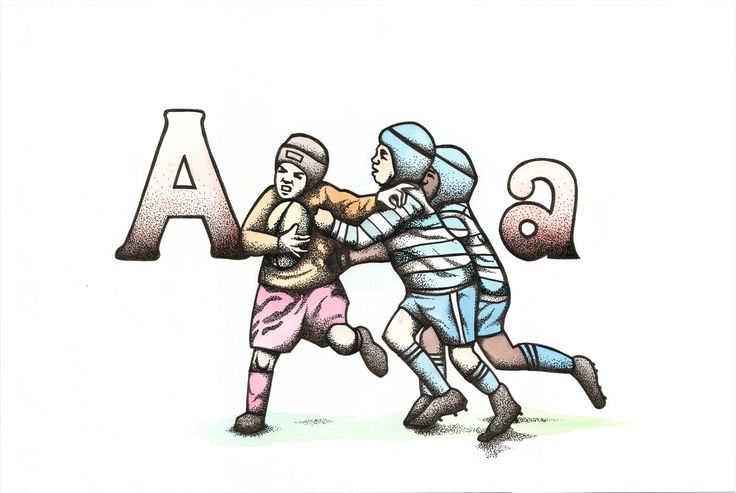 Today A is for #Argentina and #Australia in this weekend's second #RugbyWorldCup semi-final!