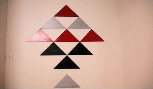 How to make this Maori Taniko Pattern Wall Decal - Whānau Living