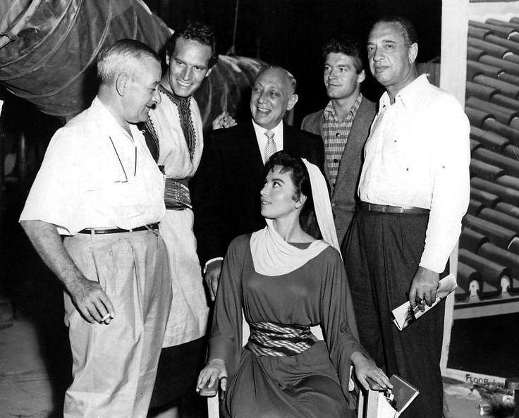 William Boyd Actor   ... actor), Joseph Vogel (MGM President), Stephen Boyd (actor), Sam