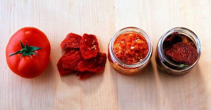 Návod jak uchovat a zpracovat rajčata