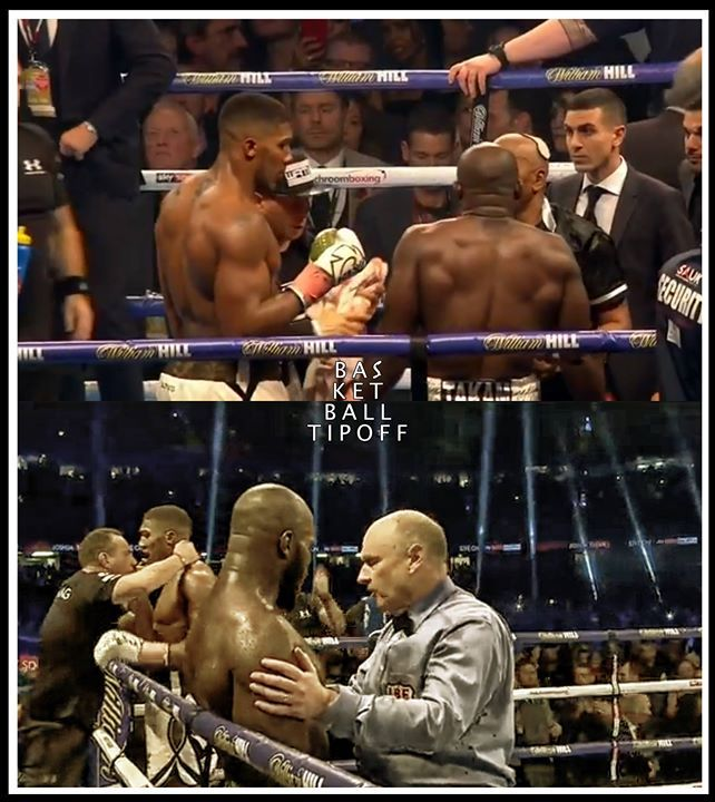 Anthony Joshua wins Boxing Rigged Again!  Anthony Joshua vs Takam. Gets stopped to help maintain AJs perfect knockout ration. The fight was an attempt at an offensive onslaught by AJ but most of his punches were actually glancing of Takam. The other blows resulted in Takam Rolling with them. His defence was very stout but he was losing every round.  Takam was cut early and the doctor had to be called several times to check whether the fight should continue. AJs tactics changed and started…