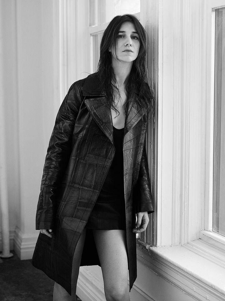 Шарлотта Генсбур — Фотосессия для «Marie Claire» FR 2015 – 5