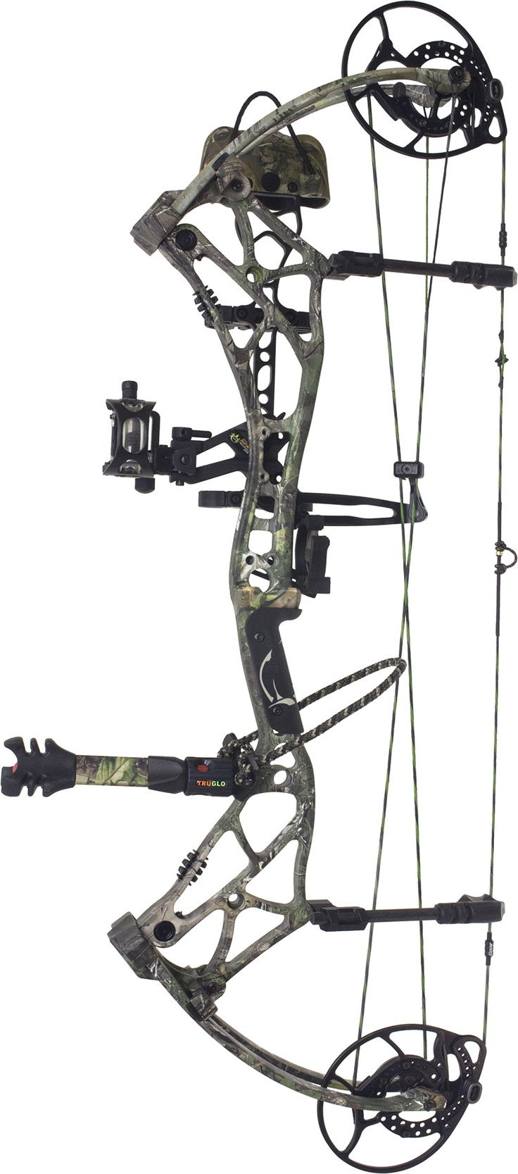 bear arena 30 compound bow pacakge