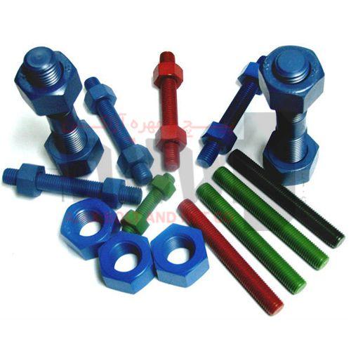 Stud Bolt A193 B16 #stud_bolt #fastener #construction #petrochemical #industry #steel