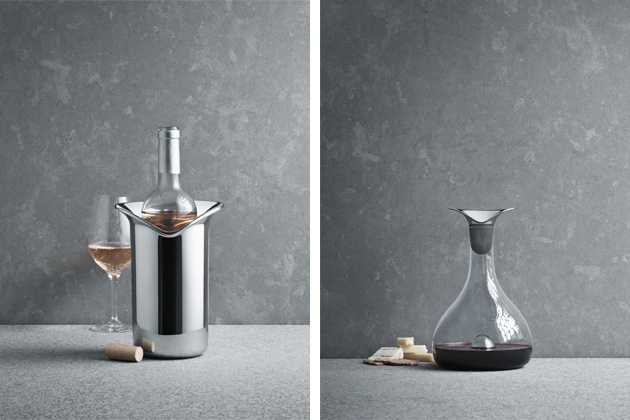 New wine collection for Georg Jensen