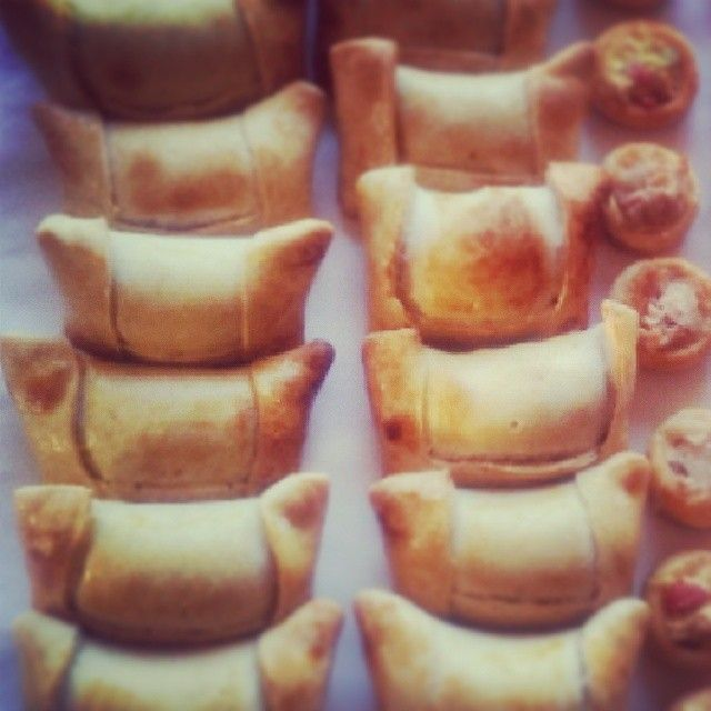 Empanadillas gallegas.