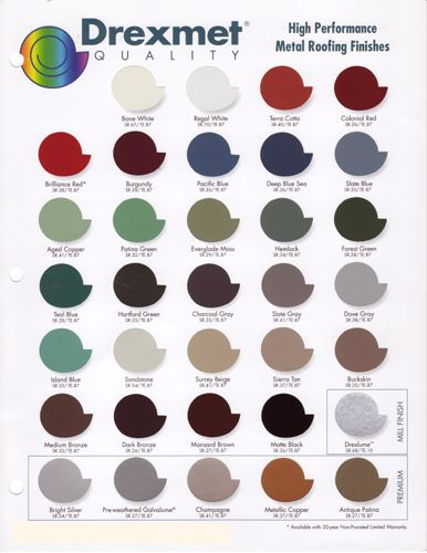 Best How To Choose Metal Roof Color Metal Roof Colors Porch 640 x 480